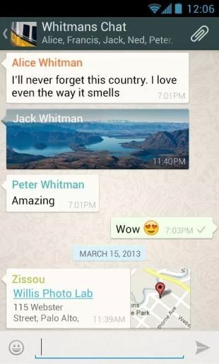 whatsapp messenger安卓手机版苹果版