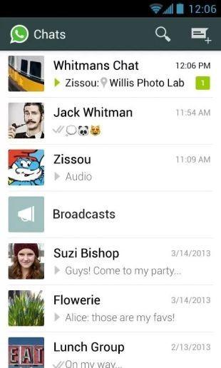 whatsapp messenger安卓手机版下载