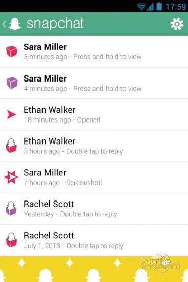 snapchat安装苹果版