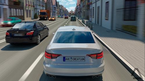 驾驶区域德国苹果版