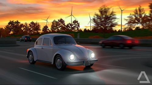 驾驶区域德国安卓版