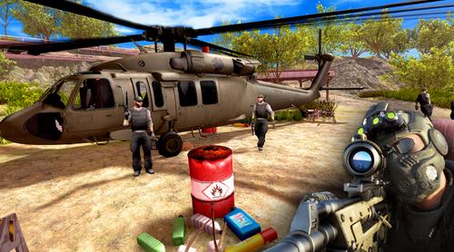 神枪狙击手3d安卓版