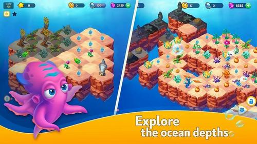 海洋融合苹果版