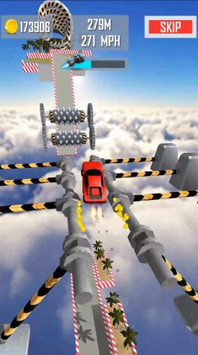 超级坡道汽车跳跃下载