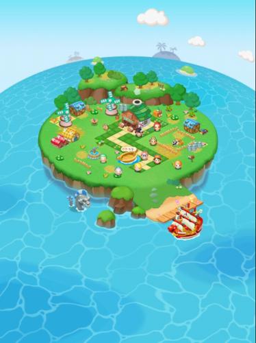 海贼王爆炸之旅苹果版