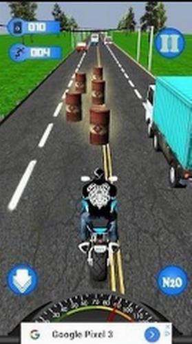 疾驰的速度街苹果版