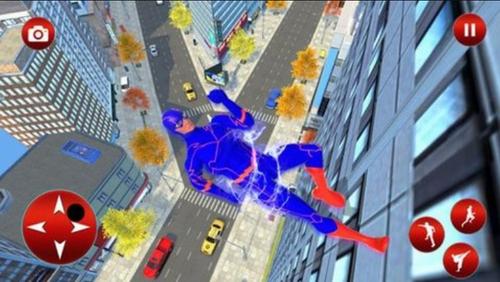 超级机器人闪电侠安卓版