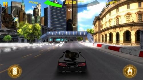 幻影赛车3d苹果版