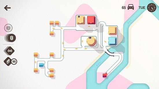 迷你高速公路中文版苹果版