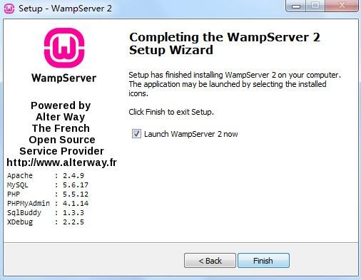 wampserver官方中文版电脑版