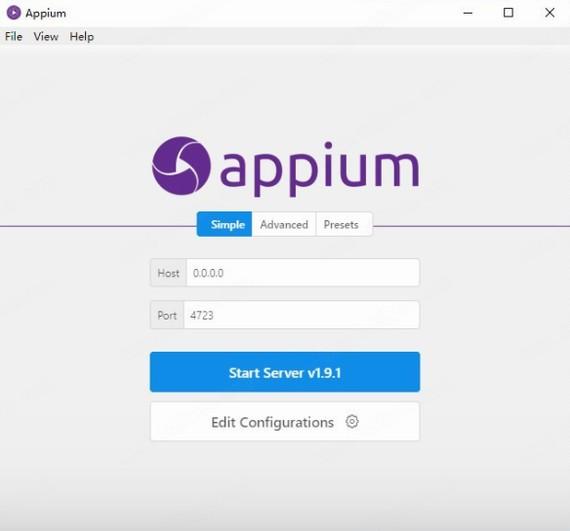 appium免费绿色版电脑版
