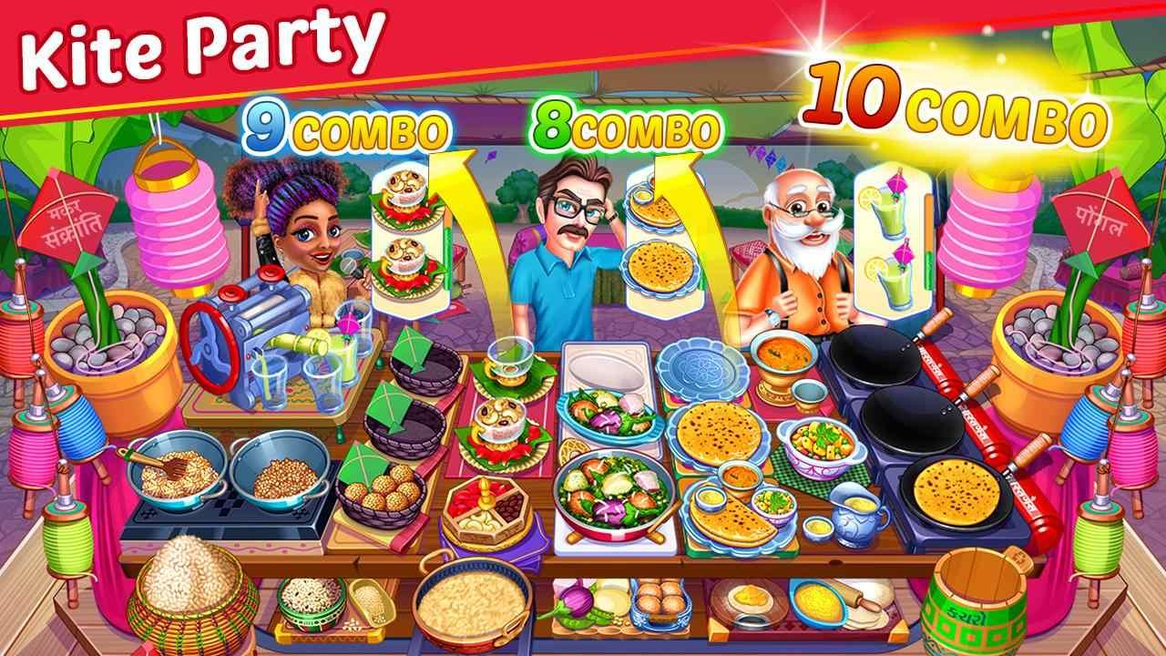烹饪派对最新版下载