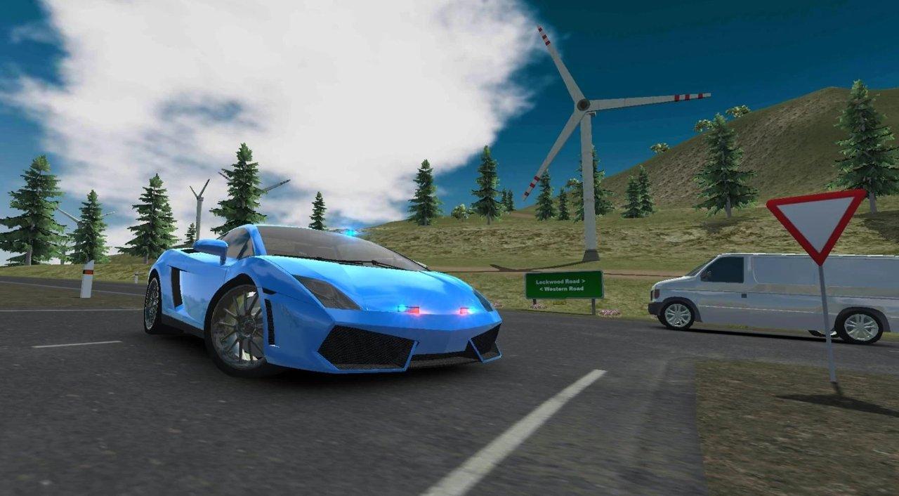 欧洲豪车模拟器中文版安卓版