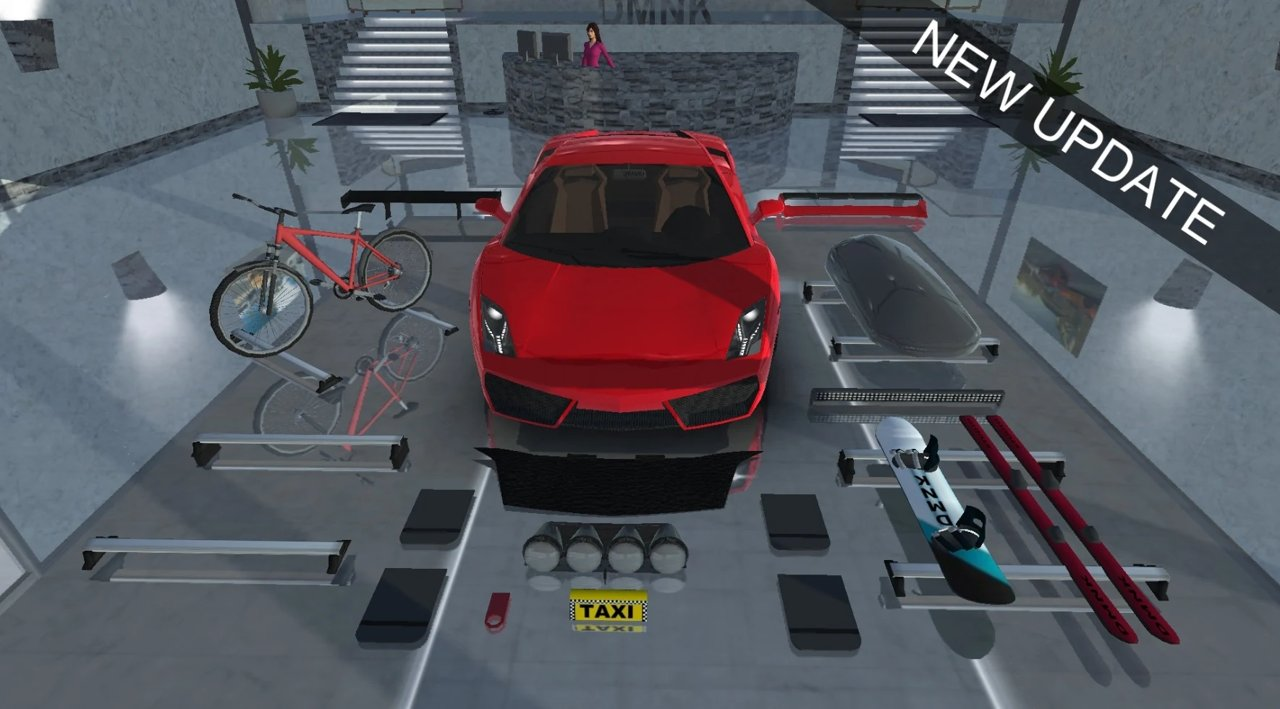 欧洲豪车模拟器中文版IOS下载