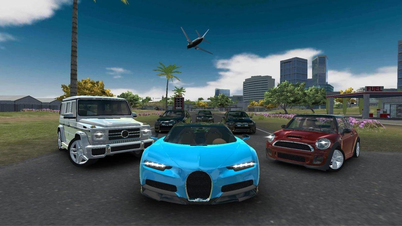 欧洲豪车模拟器中文版下载