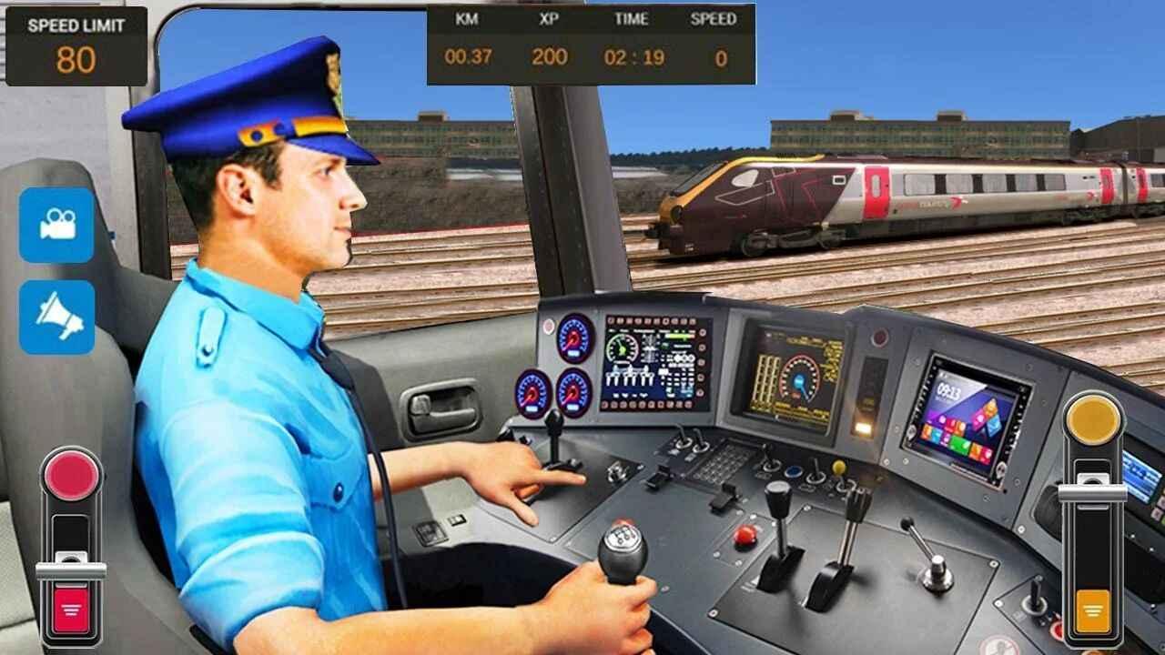 火车模拟器最新版安卓版