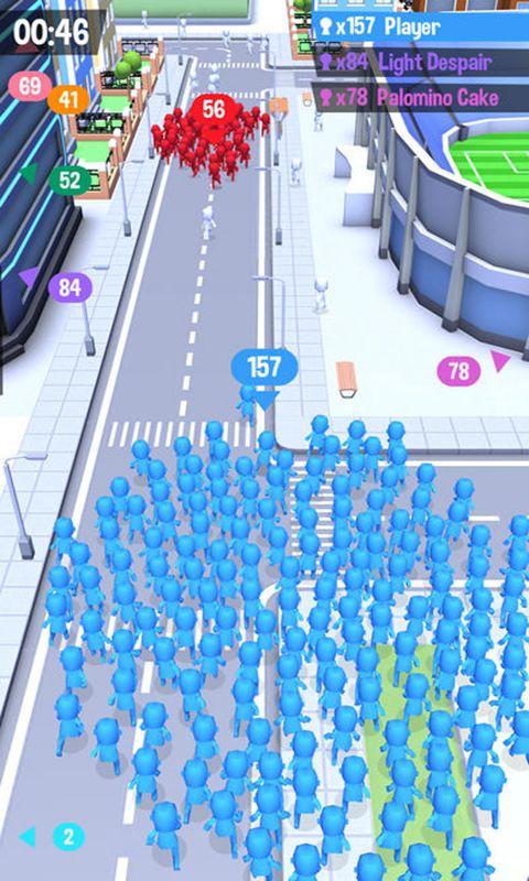 拥挤城市中文版苹果版