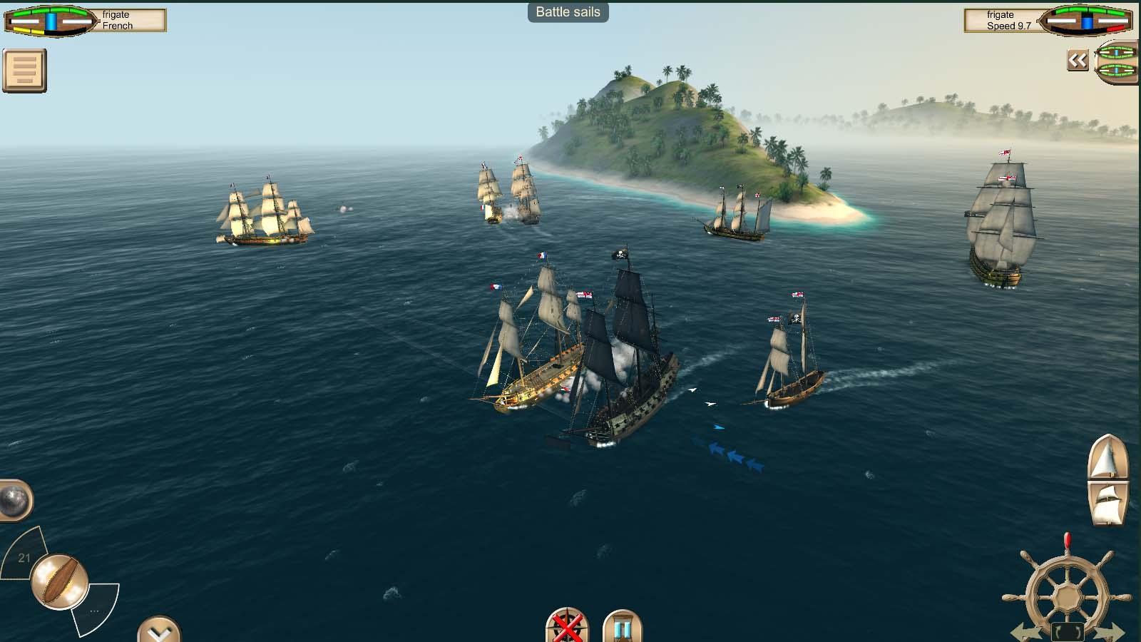 海盗:加勒比海亨特安卓版下载