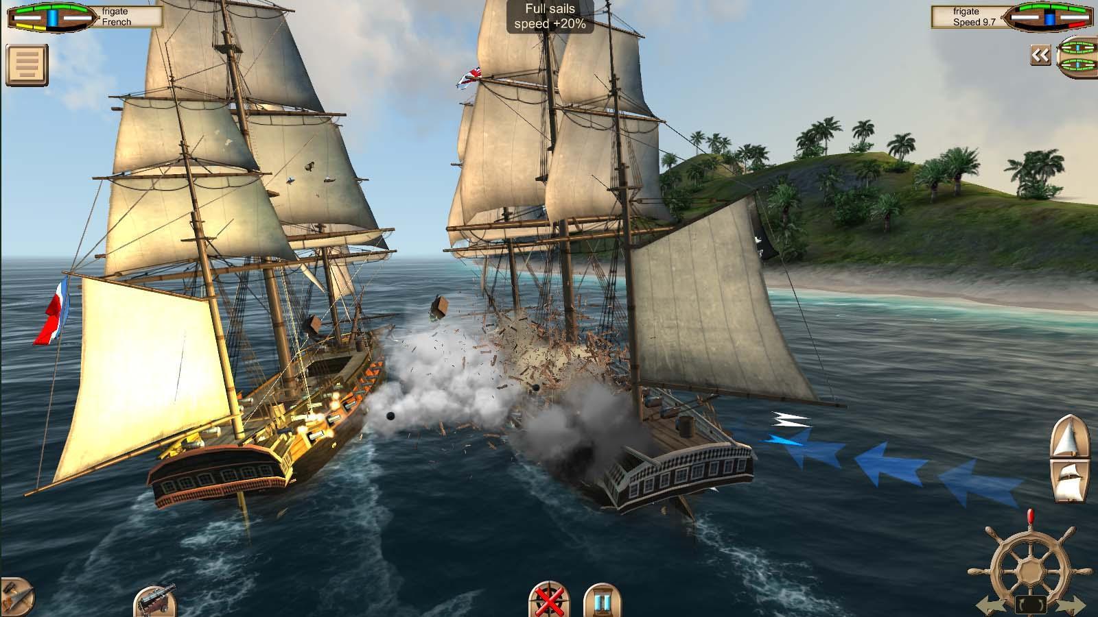 海盗:加勒比海亨特安卓版安卓下载