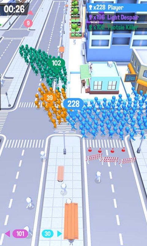 拥挤城市中文版安卓版