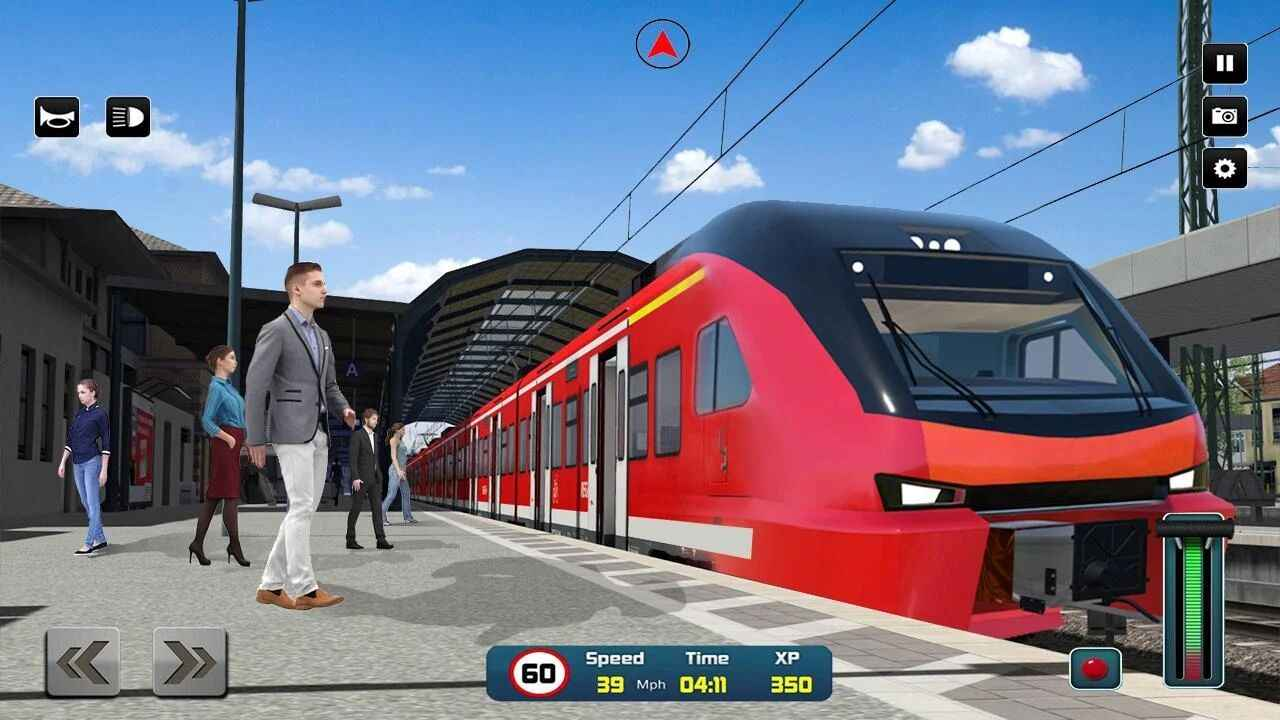 火车模拟器最新版IOS版