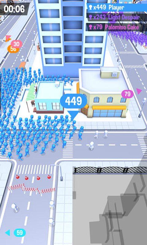 拥挤城市中文版IOS版
