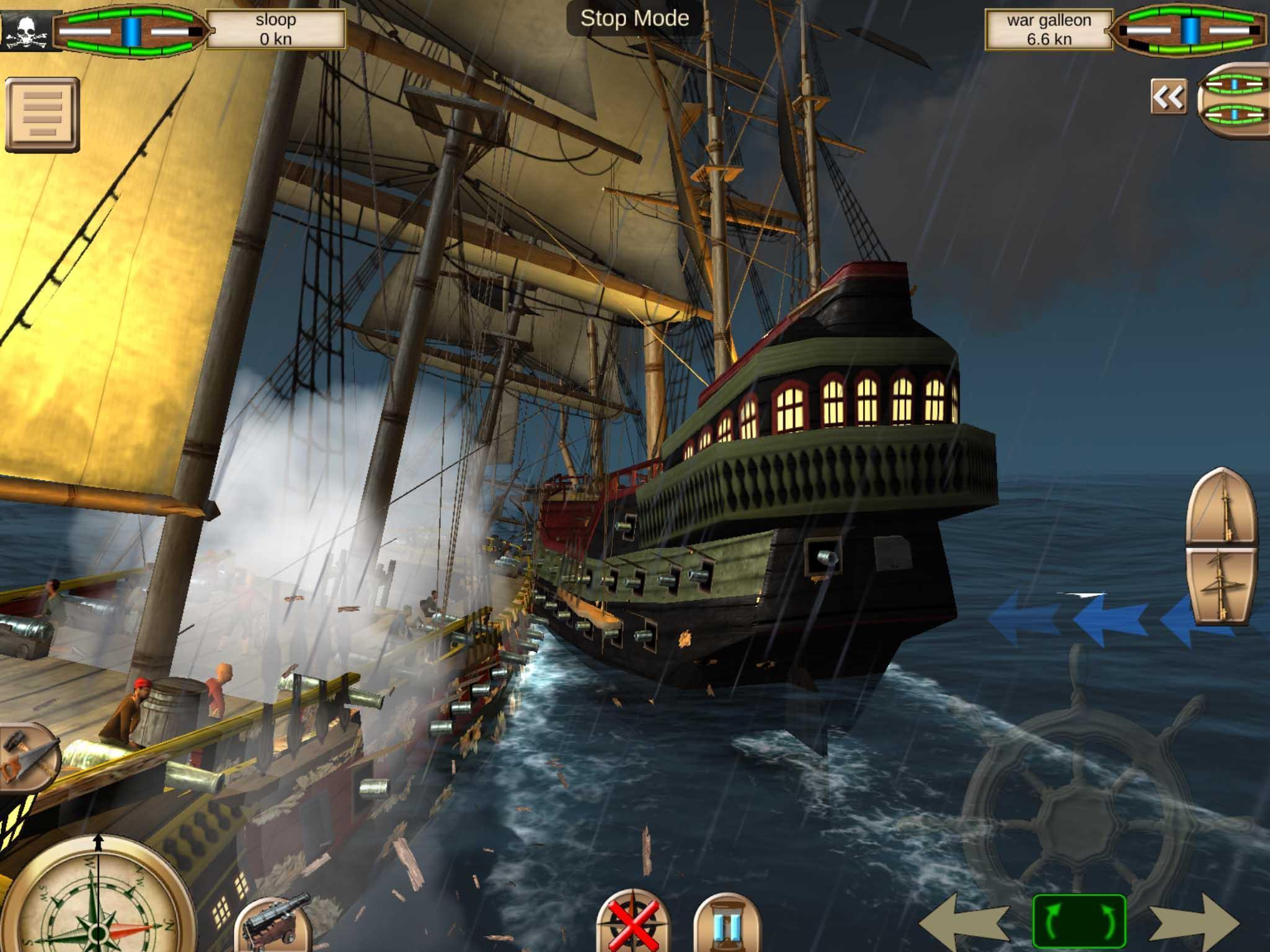 海盗:加勒比海亨特安卓版IOS下载