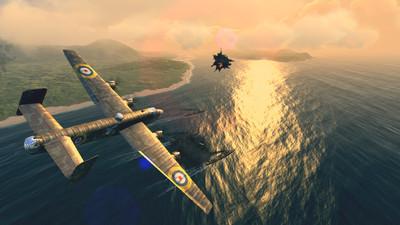 二战战机:空中混战安卓版IOS版
