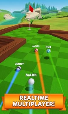 高尔夫之战最新版安卓版