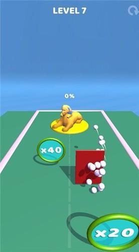 高尔夫射击最新版IOS版