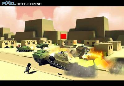 像素战斗竞技场手机版苹果版